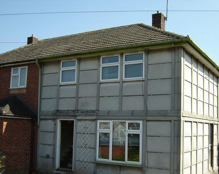 Renovations harris reading builders hereford herefordshire pre cast concrete house - Precast concrete houses ...